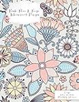 Pink Blue & Beige Whimsical Design La...