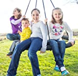 Swing and Spin -- X-large Best Tree & Porch Swing