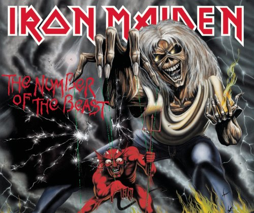 Iron Maiden - The Number of the Beast (Remastered) - Zortam Music