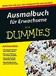 Ausmalbuch f�r Erwachsene f�r Dummies...