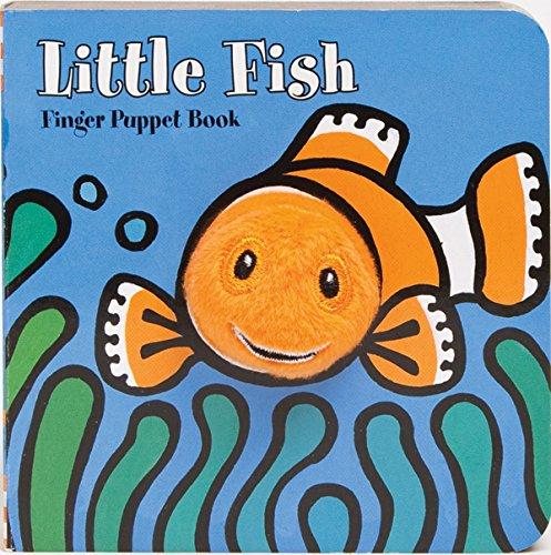 Little Fish: Finger Puppet Book (Little Finger Puppet Board Books) (Little Fish Book compare prices)