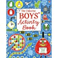 Boy's Activity Book (Doodling Books)