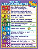 The-Ten-Commandments-for-Kids-Chart