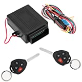 Everpert Universal Car Vehicle Security Central Control Door Lock Keyless Entry System Auto Remote Central Kit