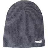 neff Men's Daily Beanie, Charcoal, One Size