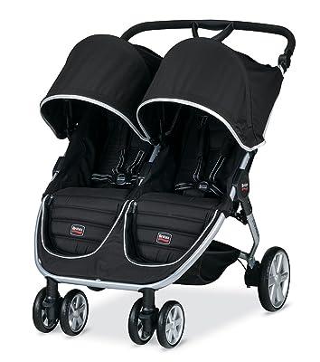 Britax B-Agile Double Stroller - Best Double Umbrella Stroller