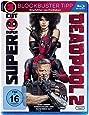Deadpool 2 Blu-ray Reynolds  4691x 7,99e