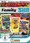 Family: 3 Games (Timeshock / Big Race...