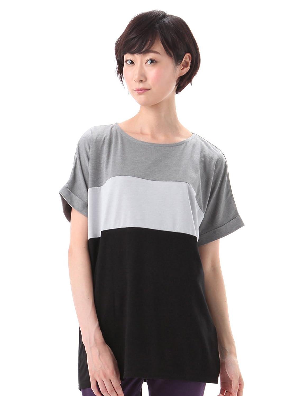 449ac5351c5b3 HoneysCINEMA☆CLUB 切替Tシャツ 5780132830