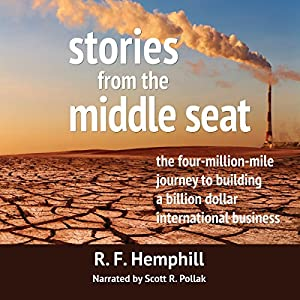 Stories from the Middle Seat Audiobook
