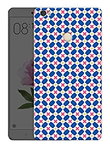 """Seamless Star PatternPrinted Designer Mobile Back Cover For """"Xiaomi Redmi Max"""" (3D, Matte, Premium Quality Snap On Case)"""