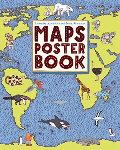 Maps-Poster-Book