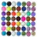 Cheapest 45PC nail art glitter powder dust tips decoration by CyberStyle - Free Shipping Available