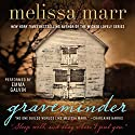 Graveminder Audiobook by Melissa Marr Narrated by Emma Galvin