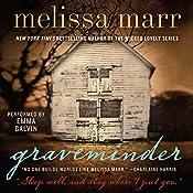 Graveminder   Melissa Marr