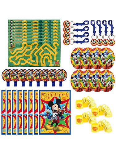 Mickey Mouse 48 piece Party Favor Pack - 1