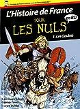 echange, troc Laurent QUEYSSI, Jean-Joseph JULAUD, Gabrielle PARMA (dessinatrice) - L'Histoire de France en BD pour les nuls T1