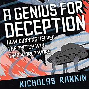 A Genius for Deception Audiobook