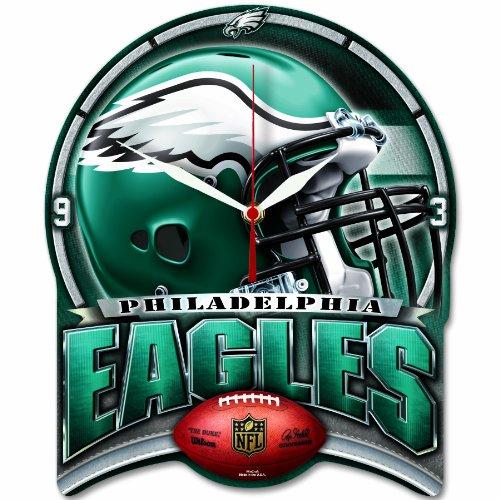 NFL Philadelphia Eagles High Definition Clock