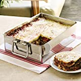 CHEFS Deep Lasagna Pan