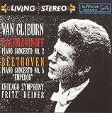 Rachmaninoff, Concerto No. 3 - Van Cliburn
