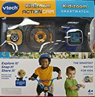 Vtech Kidizoom Smartwatch plus Action…