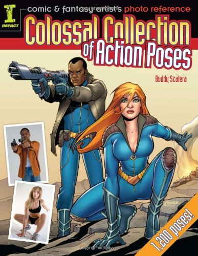 Colossal Collection of Action Poses
