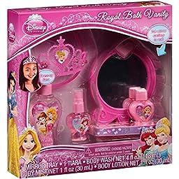 Disney Princess Royal Bath Vanity Gift Set, 5 pc