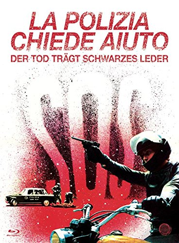 La Polizia Chiede Aiuto BLU RAY - Limited UNCUT Edition Camera Obscura