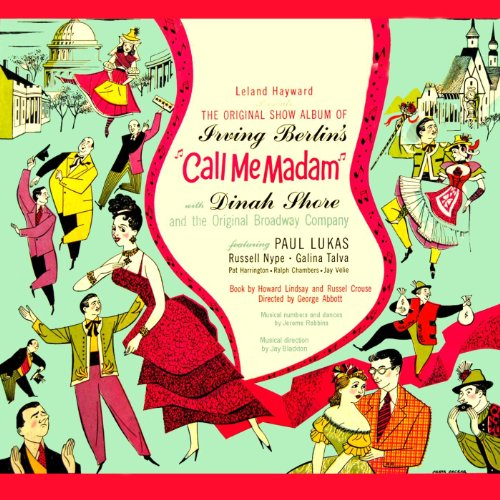 """The Hostess With The Mostes' On The Ball (from """"Call Me Madam"""")"""