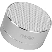 Unitek Aluminium Wireless Stereo Portable Speaker with Speakerphone
