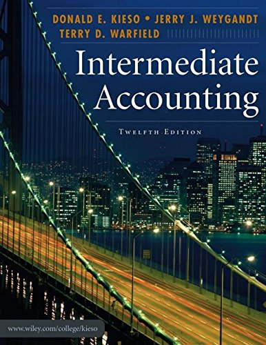 intermediate accounting theory and practice Nelson's teaching focuses on corporate financial reporting and intermediate financial accounting at the mba and a journal of practice and theory.