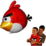 Angry Birds Air Swimmers Turbo RED Flying Remote Control Balloon Toy Assortment