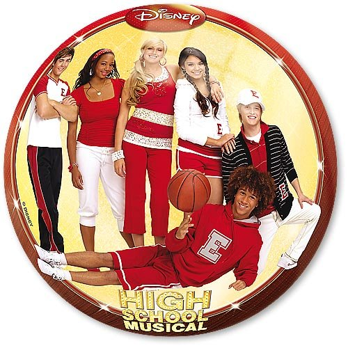 HSM - High School Musical Ball &quot;High School Musical&quot;
