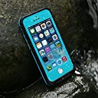Levin™ 6.6 ft Underwater Waterproof Shockproof SnowProof DirtProof Durable Full Sealed Protection Case Cover for iPhone 5 5S (Blue)