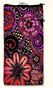 Active Elements Fabric Case for Cell Phones Suitable for Medium size of phones such as : Samsung S3 , s4 , S4 mini, etc