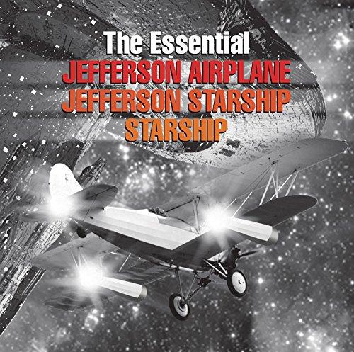 Jefferson Starship - The Essential Jefferson Airplane/jefferson Starship/starship - Zortam Music