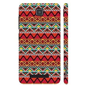 Lenovo A1900 Wild one designer mobile hard shell case by Enthopia