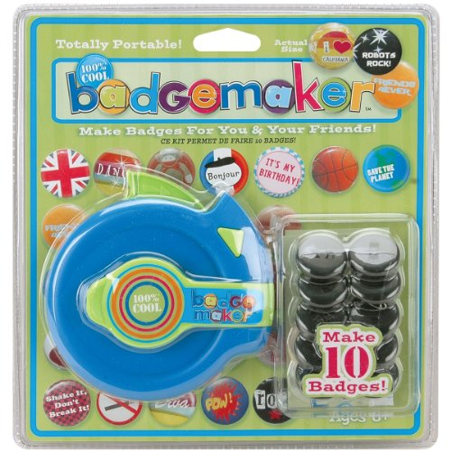 100% Cool Badgemaker Kit