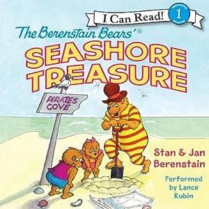 The Berenstain Bears' Seashore Treasure   [Jan Berenstain]