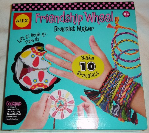 Friendship Wheel Bracelet Maker - 1