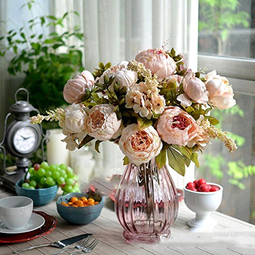 bridal-wedding-party-festival-xmas-artificial-peony-silk-flower-decoration-bouquet-pink