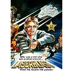 Laserblast (Laserkill) [VHS Retro Style] 1978