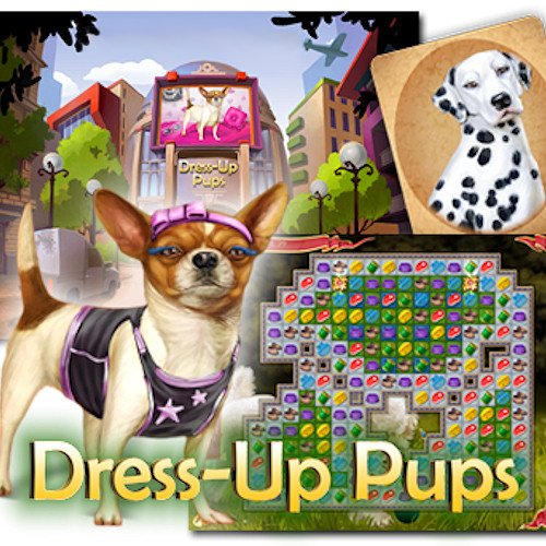 Dress-Up Pups [Game Download]