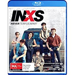 INXS: Never Tear Us Apart [Blu-ray]