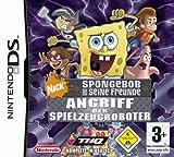 echange, troc SpongeBob & seine Freunde - Angriff der Spielzeugroboter [import allemand]