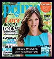 Prima Magazine - Magazine Gift Subscription