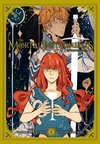 The Mortal Instruments The Graphic Novel, Vol. 1 [Clare, Cassandra] (Tapa Blanda)