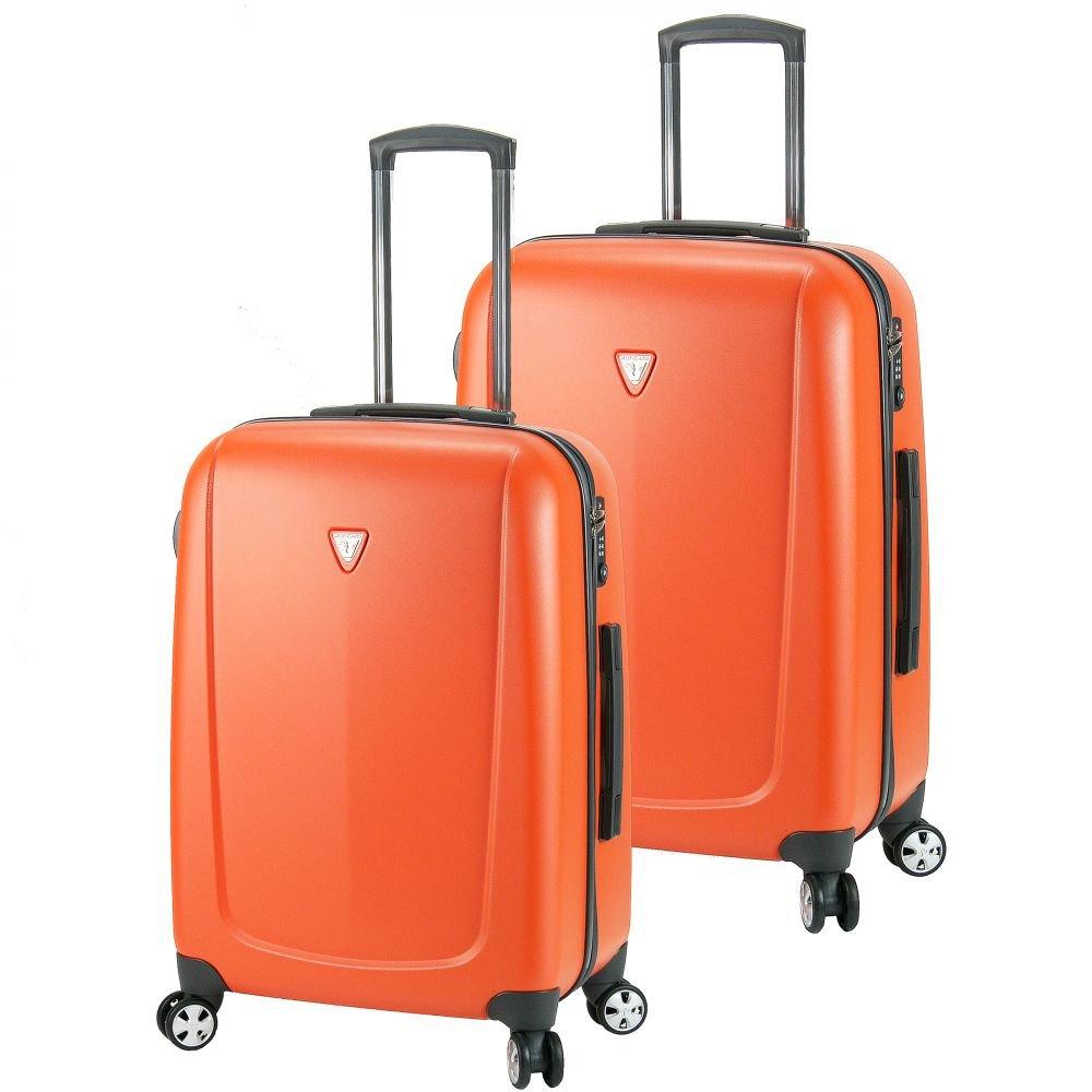 Roncato Colorado 4-Rollen Trolley Set 2tlg. arancio günstig kaufen