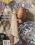 img - for Piecework (January/February 1998, Volume VI, Number 1) book / textbook / text book